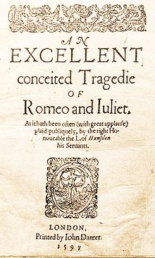 Image result for romeo and juliet shakespeare
