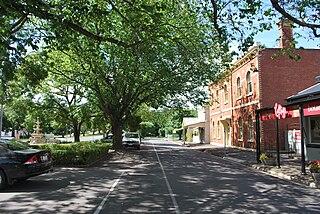 Romsey, Victoria Town in Victoria, Australia