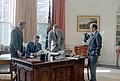 Ronald Reagan, Michael Deaver, James Baker, and Ed Meese.jpg