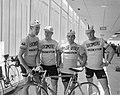 Ronde van Nederland in Utrecht begonnen, Bestanddeelnr 912-4830.jpg