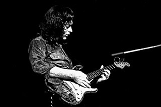Rory Gallagher discography
