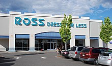 b25430e957469 A Ross store in Hillsboro, Oregon