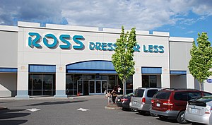Ross Stores - A Ross store in Hillsboro, Oregon