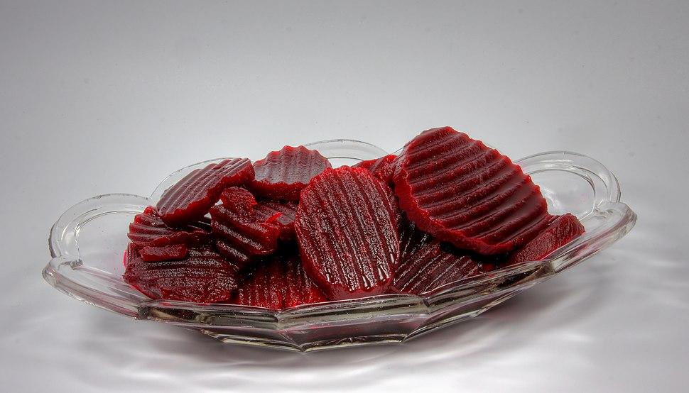 Rote Beete - sauer eingelegt (8987-89)