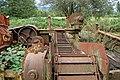Rottau - Bayerisches Moor- und Torf-Museum (12) - Antiquariat - alte Torf-Arbeitsgeräte (35011277415).jpg