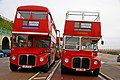 Routemasters, Brighton - geograph.org.uk - 1573228.jpg