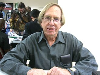 Roy Thomas - Thomas at the Big Apple Con, November 14, 2008