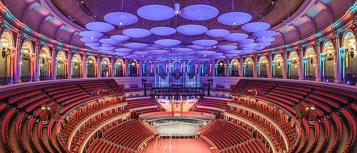 Royal Albert Hall Wikip 233 Dia A Enciclop 233 Dia Livre