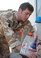 Royal Engineer gives mine awareness training -b.jpg