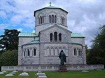 Royal Mausoleum of Queen Victoria and Prince Albert, Frogmore, Berkshire.jpg