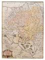 Royaume de Navarre divisée en six merindades.png