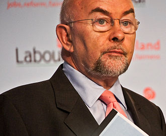 Leader of the Labour Party (Ireland) - Image: Ruairi Quinn 2011