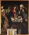 Rubens, cena in emmaus, 1611.JPG