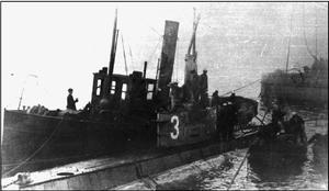 Chilean submarine Rucumilla - Image: Rucumilla 1919