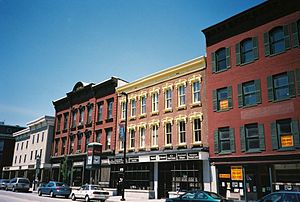Montpelier, Vermont - State Street, Montpelier Historic District, 2006