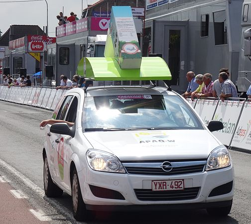Rumillies (Tournai) - Tour de Wallonie, étape 1, 26 juillet 2014, arrivée (A12).JPG