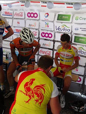Rumillies (Tournai) - Tour de Wallonie, étape 1, 26 juillet 2014, arrivée (B16).JPG