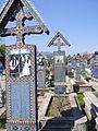 Rumunia, Sapanta, Wesoły Cmentarz DSCF7053.jpg