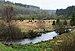 Rur stream and the High Fens along the RAVeL L48 in Bütgenbach, Belgium (DSCF5836).jpg