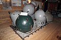 Russian model 1908 naval mine Forum Marinum.JPG