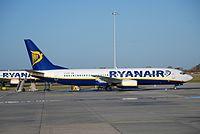 EI-DCF - B738 - Ryanair