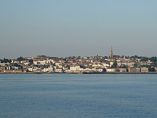 Ryde town and civil parish on the Isle of Wight