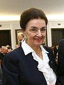 Ryszard Kaczorowski Karolina Kaczorowska Senat 2008 (cropped).JPG