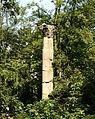 Säule 1 der klassizistischen Portikusanlage Alten Tonhalle (Neorenaissancebau 1880 bis 1892) im Malkastenpark, Düsseldorf.JPG