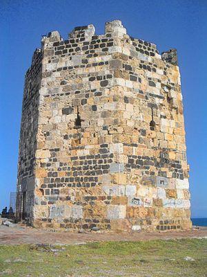 Adana Province - Süleyman's Tower