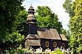 Sławno, kaplica cmentarna p.w. św. Rozalii, drewn., 1785, nr. rej. 380A z 25.11.1968 (1).JPG