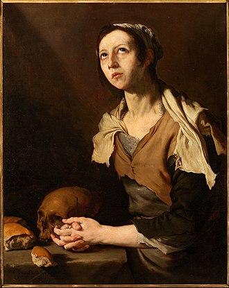 Mary of Egypt - Mary of Egypt, by José de Ribera