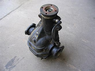 Limited-slip differential - Nissan 240SX Viscous LSD