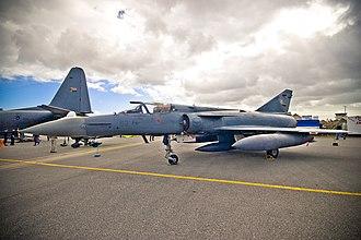 2 Squadron SAAF - Cheetah C as flown by 2 Sqn