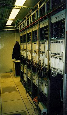 Synchronous optical networking - Wikipedia