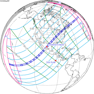 Solar eclipse of April 8, 2024 - Wikipedia