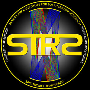 Chandrayaan-1 - SIR-2 Logo