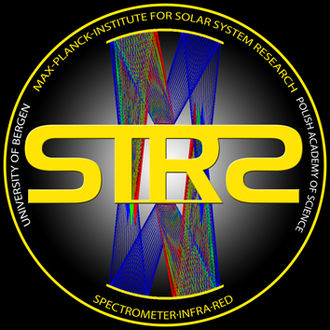 Chandrayaan-1 - SIR-2 Logo