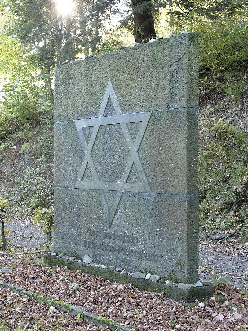 SI Hermelsbacher Friedhof Juedischer Friedhof Mahnmal.jpg