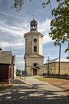 SM Skomlin Kościół św Filipa i Jakuba - dzwonnica (2) ID 614793.jpg