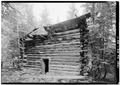 SOUTH ELEVATION - Woodchopper Roadhouse, Yukon River, Circle, Yukon-Koyukuk Census Area, AK HABS AK,23-CIRC.V,3-1.tif