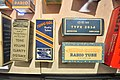SPARK Museum of Electrical Invention - interior 40 - electronic tube packaging.jpg