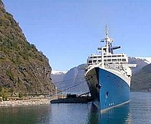 SS France Wikipedia - Cruise ship norway