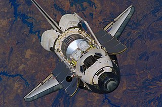 Space Shuttle orbiter Reusable spacecraft component of the Space Shuttle system