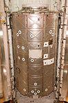 STS-98 U.S. Lab Destiny rests in Atlantis' payload bay (KSC-01PP-0106).jpg
