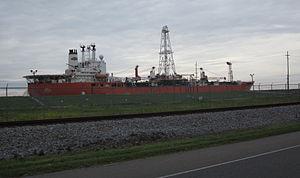 S Bernard Mch 2012 Violet Riverfront Ship 2.JPG