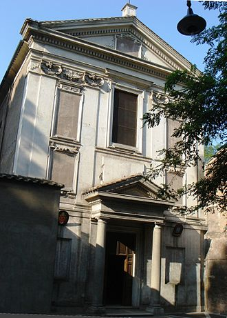 San Cesareo de Appia - San Cesareo in Palatio
