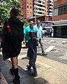 Sabana Grande Caracas. Bulevar de Sabana Grande. Calle Unión de Sabana Grande. Gente de Caracas. Foto de Vicente Quintero 06.jpg