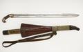 Sabel och balja, 1800-talets mitt - Livrustkammaren - 102723.tif