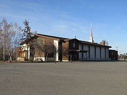 Sacred Heart Cathedral, Fairbanks, Alaska.JPG