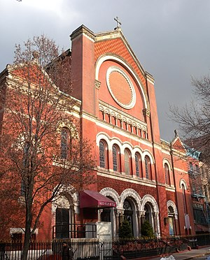 Church of the Sacred Heart of Jesus (New York City)